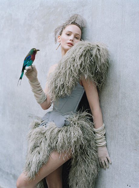 Jennifer Lawrence W magazine October 2012 6