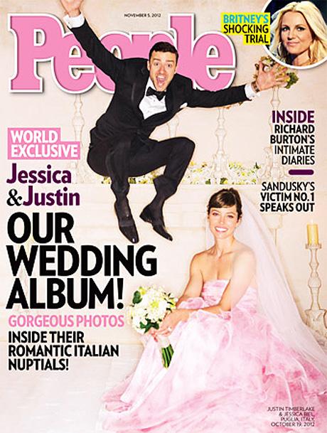 justin timberlake jessica biel wedding people cover