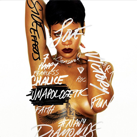 rihanna twitter unapologetic