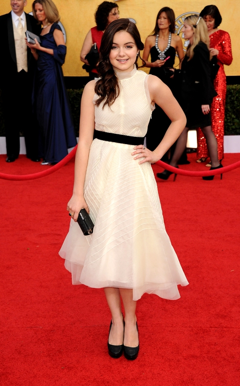 Ariel Winter at the 2011 SAG Awards