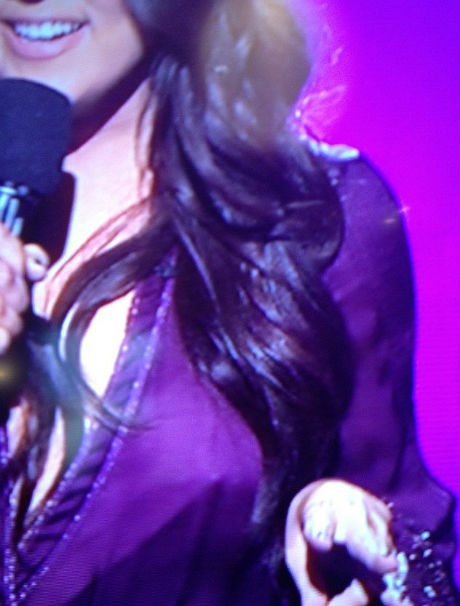 Khloe Kardashian xfactor2