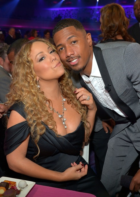 nick cannon mariah carey teennick halo awards