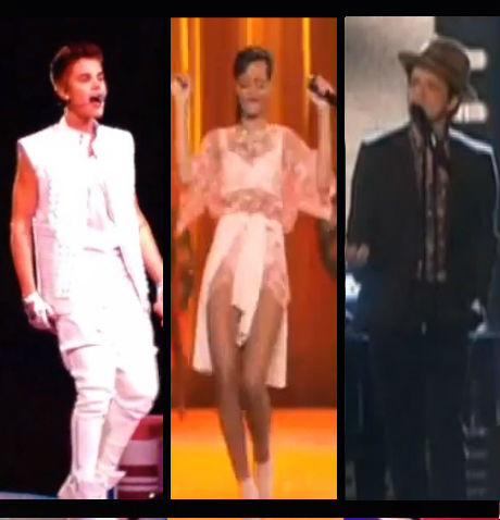 Justin Rihanna Bruno VSFS