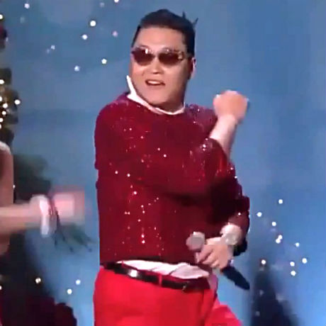 psy christmas style2
