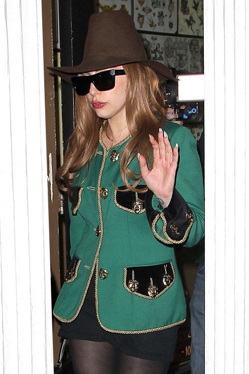 lady gaga six hour deposition lawsuit quotes