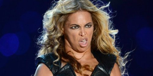 Beyonce Derp