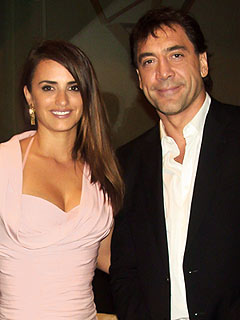 Javier Bardem Pen  lope Cruz Pregnant Expecting Second Child