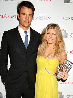 Fergie Josh Duhamel Pregnant First Child
